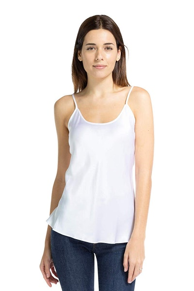 Fishers Finery Women's Mulberry Silk Cami
