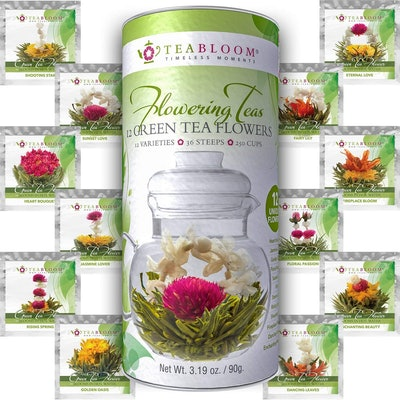 Teabloom Flowering Tea
