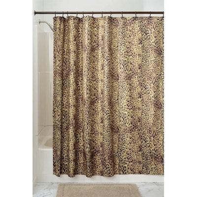 Cheetah Single Shower Curtain