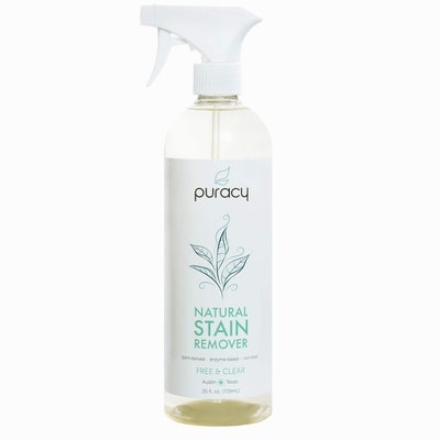 Puracy Natural Laundry Stain Remover, 25 Ounces