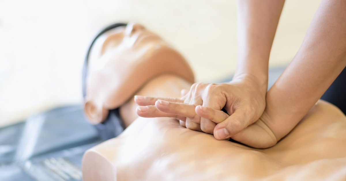 Women get CPR less than men, but a new mannequin attachment is trying to fix that problem