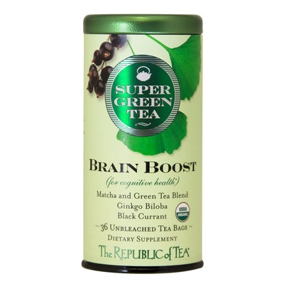 The Republic Of Tea Brain Boost Tea Blend