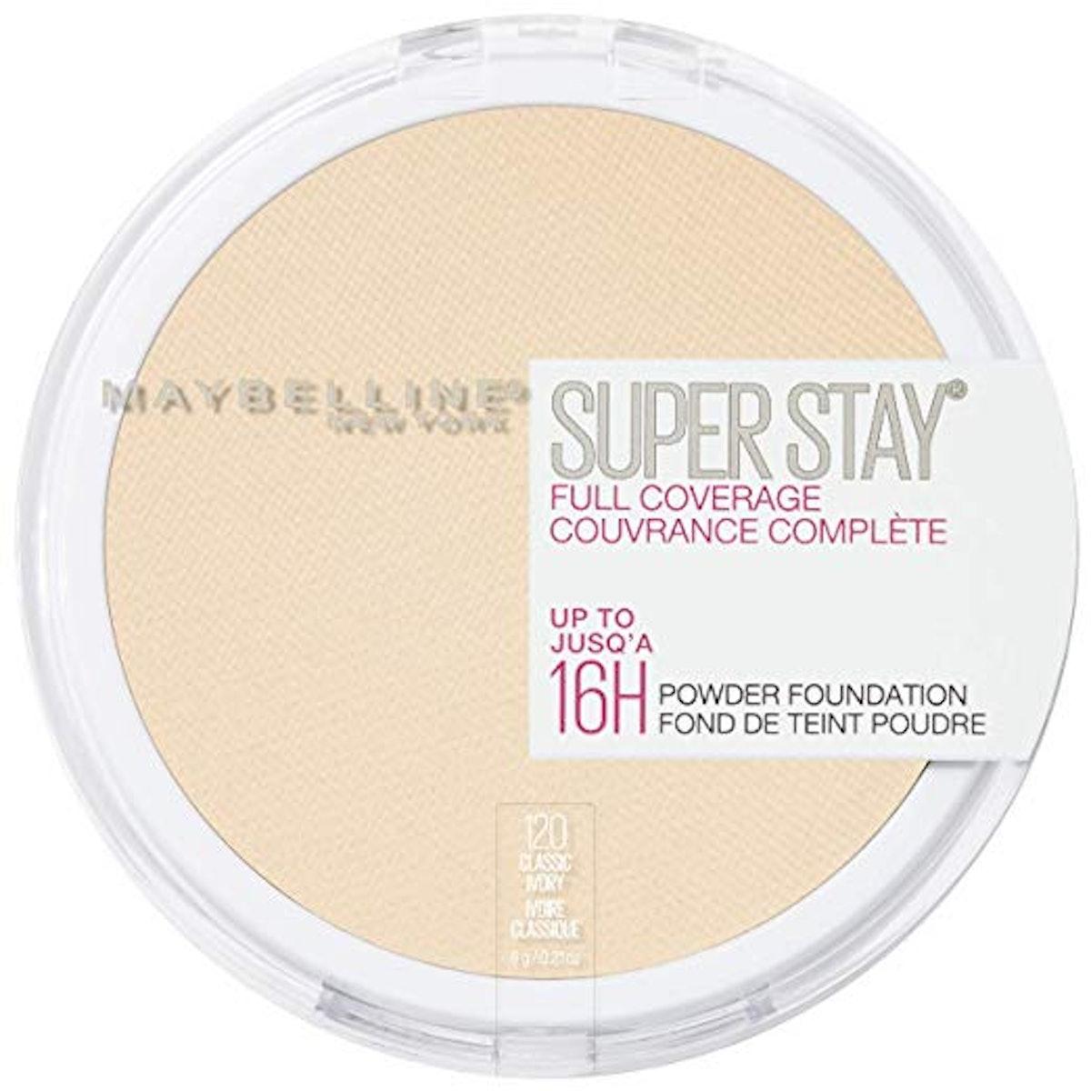 Maybelline New York Super Stay Full Coverage Powder Foundation