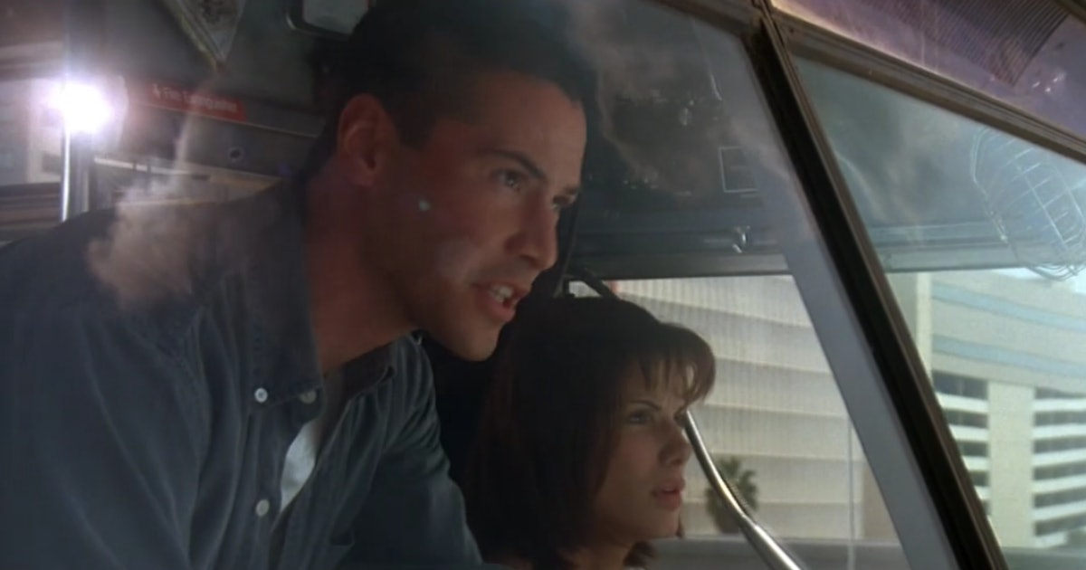 I'm So Jealous You Get To Watch 'Speed' For The First Time