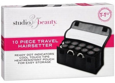 Studio 35 Beauty Travel Curlers