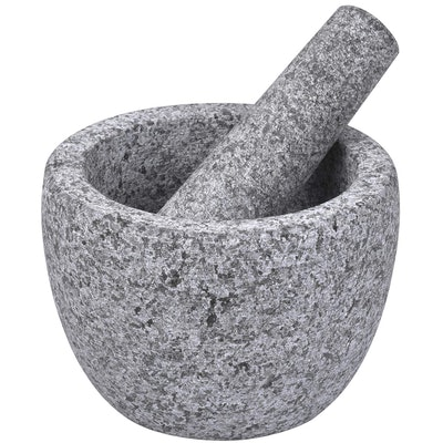 Scengclos Mortar and Pestle Set With Longer Pestle