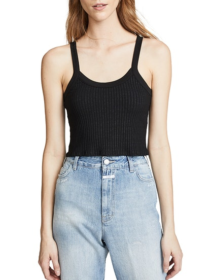 Cropped Aiden Tank