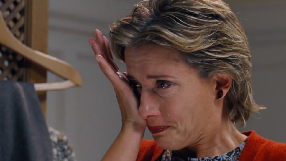 Emma Thompson's 'Love Actually' Scene Broke So Many Hearts ...