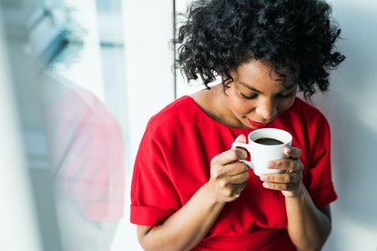One of the causes for sore breasts may be that you''re consuming too much caffeine.