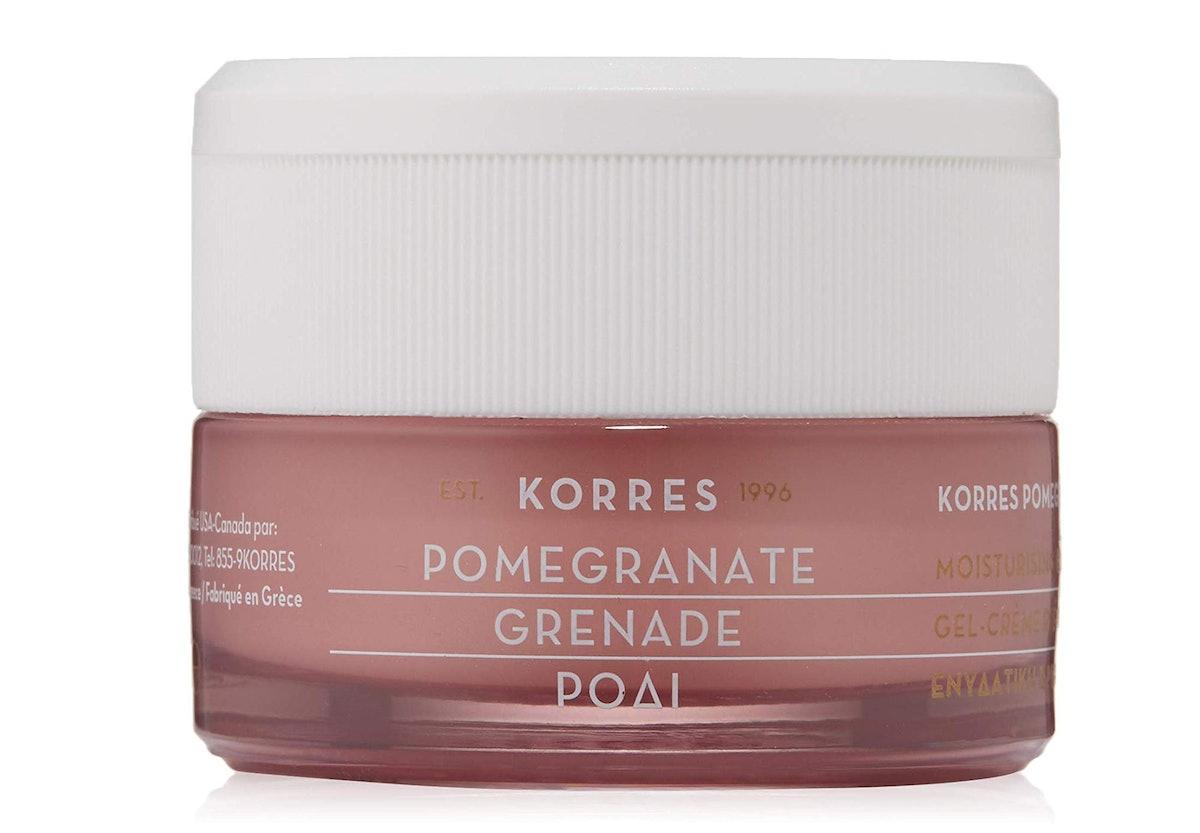 Korres Pomegranate Moisturizing & Balancing Cream-Gel