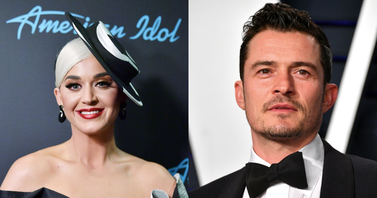 Katy Perry & Orlando Bloom Aren't Rushing Into Wedding Planning For This One Big Reason