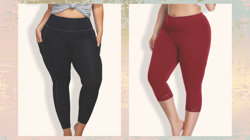 cheap for discount quite nice how to buy The 8 Best Plus Size Leggings
