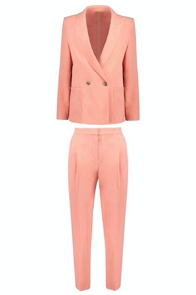 Pink Suit Jacket & Trouser