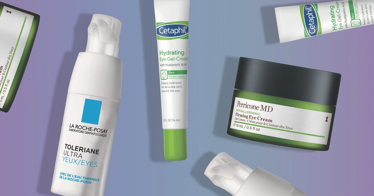 The 5 Best Eye Creams For Sensitive Skin