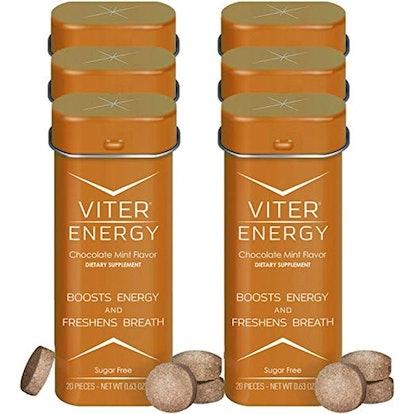Viter Energy Caffeinated Mints