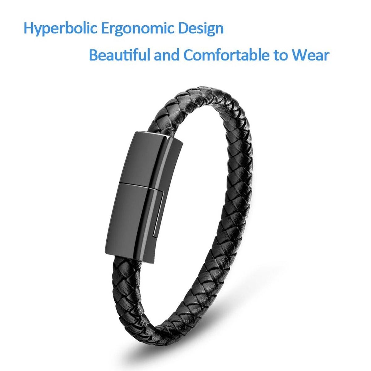 Auzev Lightning Cable Bracelet