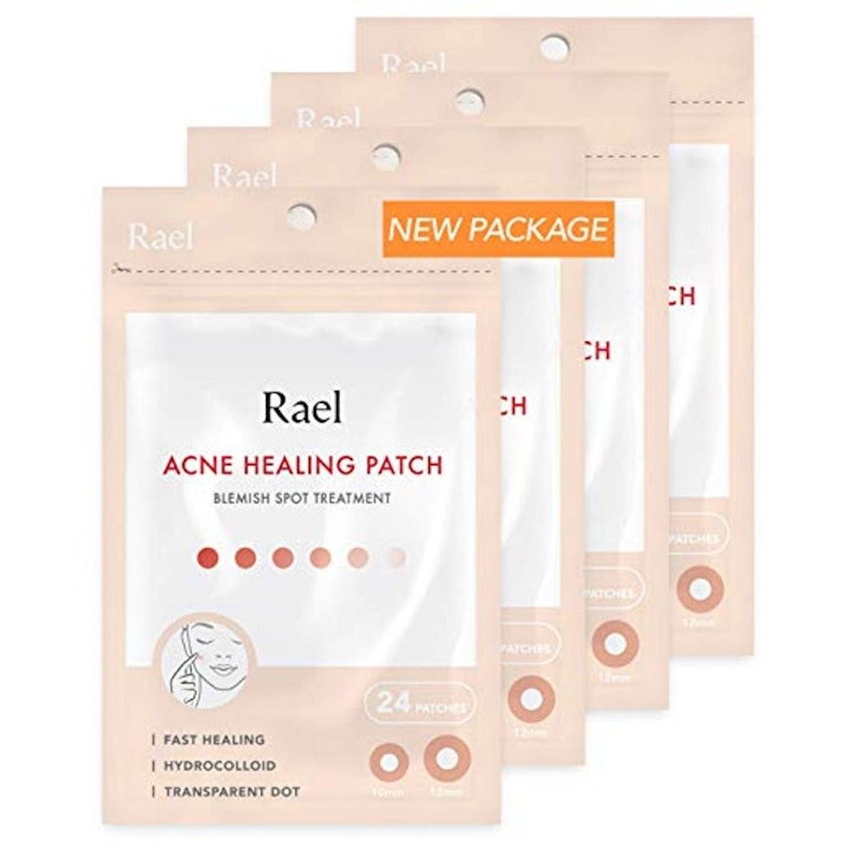 Rael Hydrocolloid Acne Healing Patch