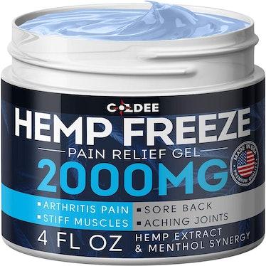 Coldee Pain Relief Gel