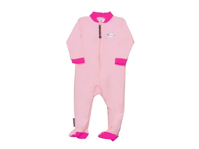 Baby Sun Suit With Feet