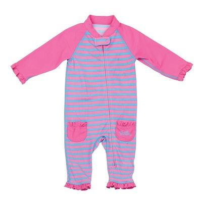 UV Skinz UPF 50 + Baby Girls Sun & Swim Suit