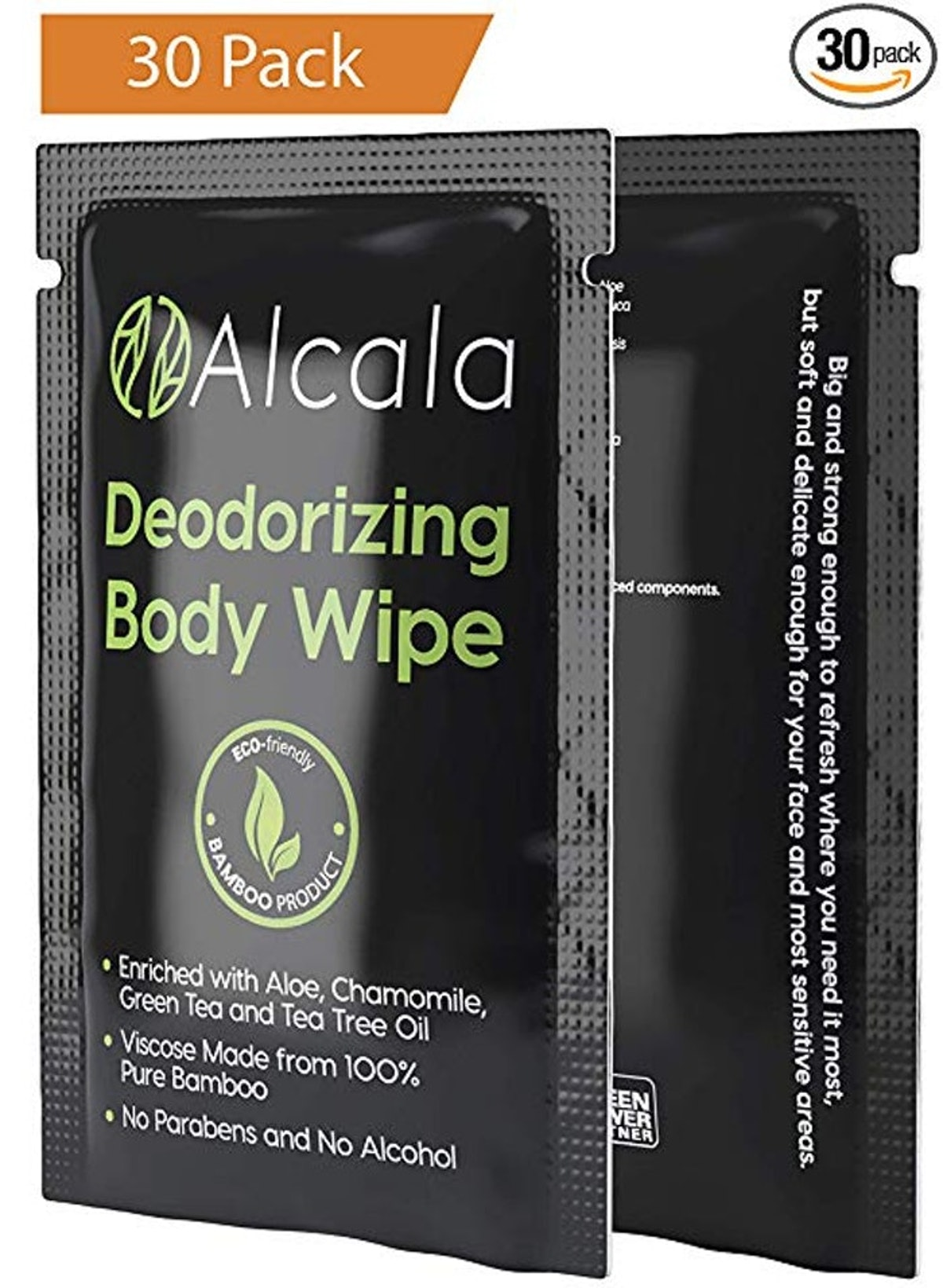 Alcala Body Wipes
