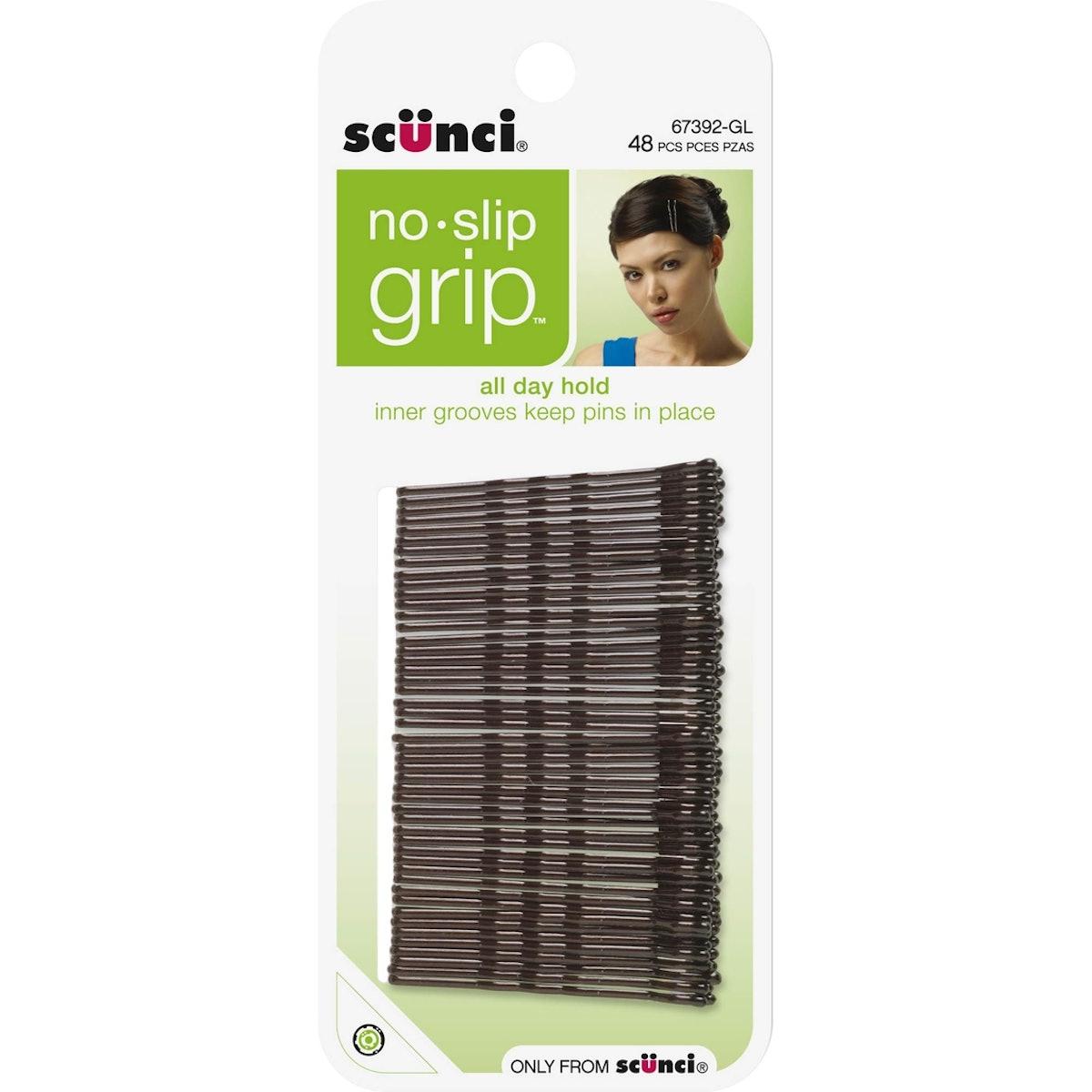 Scunci No-Slip Grip Bobby Pins
