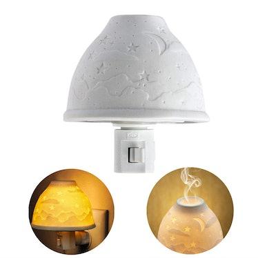 Kimfly Night Light Aromatherapy Diffuser