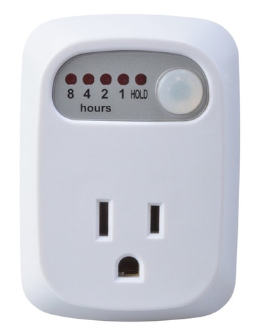 Simple Touch Shut-Off Safety Outlet