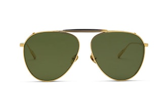Philip In Solid Green Lens
