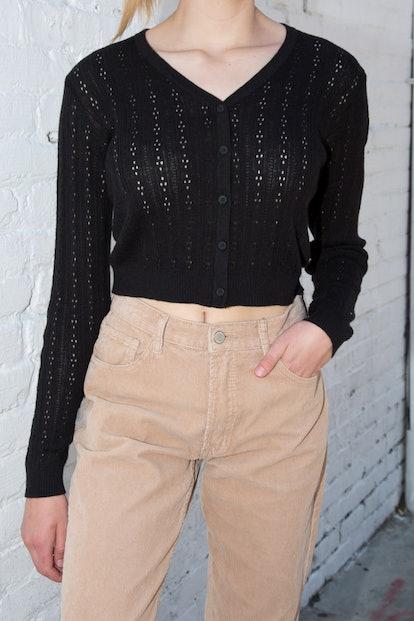 Shannon Sweater In Black