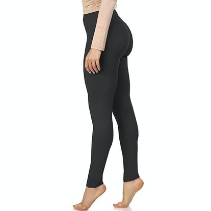 LMB Women's Extra-Soft High-Waist Leggings