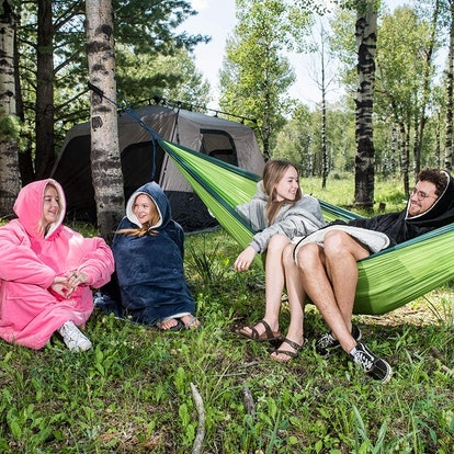 The Original Comfy: Sherpa Blanket Sweatshirt