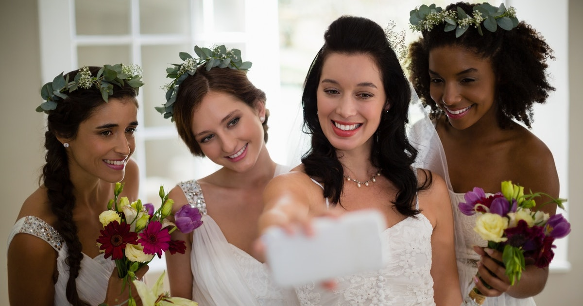50 Group Chat Names For Bridesmaids Good Wedding Vibes Only