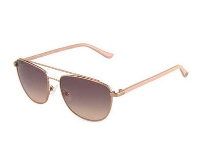 Metal/Acetate Aviator Sunglasses