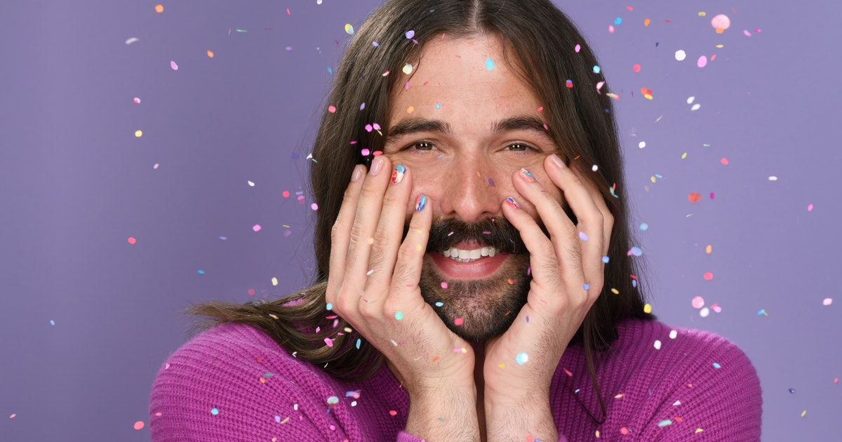 Jonathan Van Ness Reveals His Fave Summer 2019 Nail Trends & The Reason He Won't Wear Acrylics — EXCLUSIVE