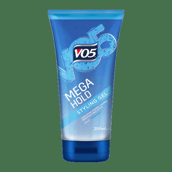 VO5 Mega Hold Styling Gel 200ml