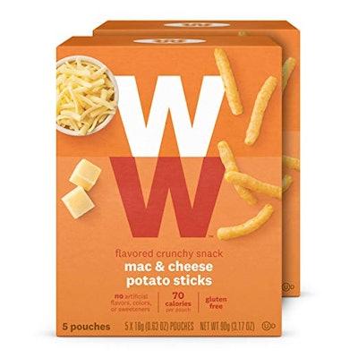 WW Mac & Cheese Potato Sticks