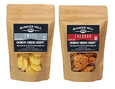 Bunker Hill Crunchy Cheese Crisps