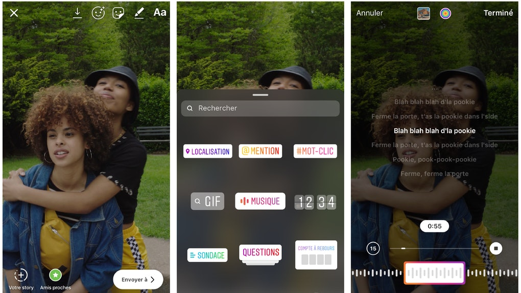 Here's How To Add Lyrics To Instagram Stories For A Total Sing-Along Moment