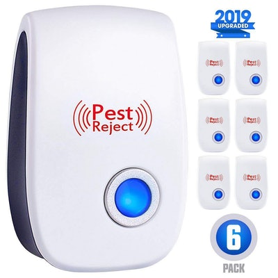 Pest Reject Ultrasonic Pest Repellers