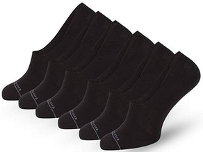 Easton Marlowe Cotton No-Show Loafer Socks (6 Pack)