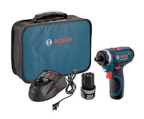 Bosch 12V Max 2-Speed Pocket Driver Kit