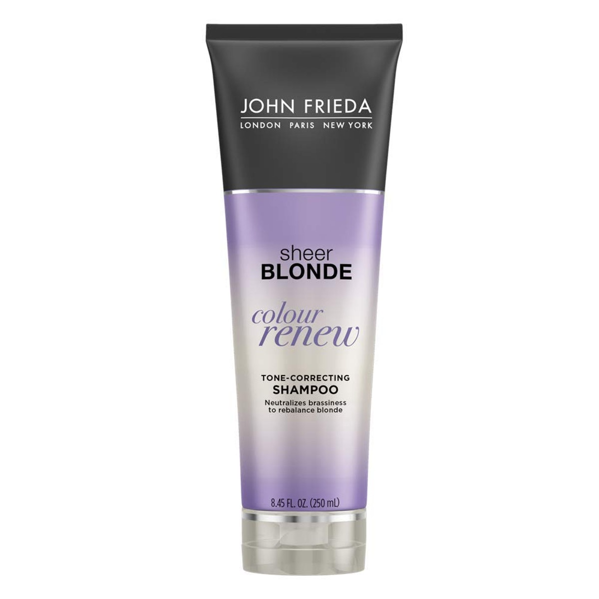 John Frieda Sheer Blonde Colour Renew Purple Shampoo, 8.45 oz  (Pack of 2)