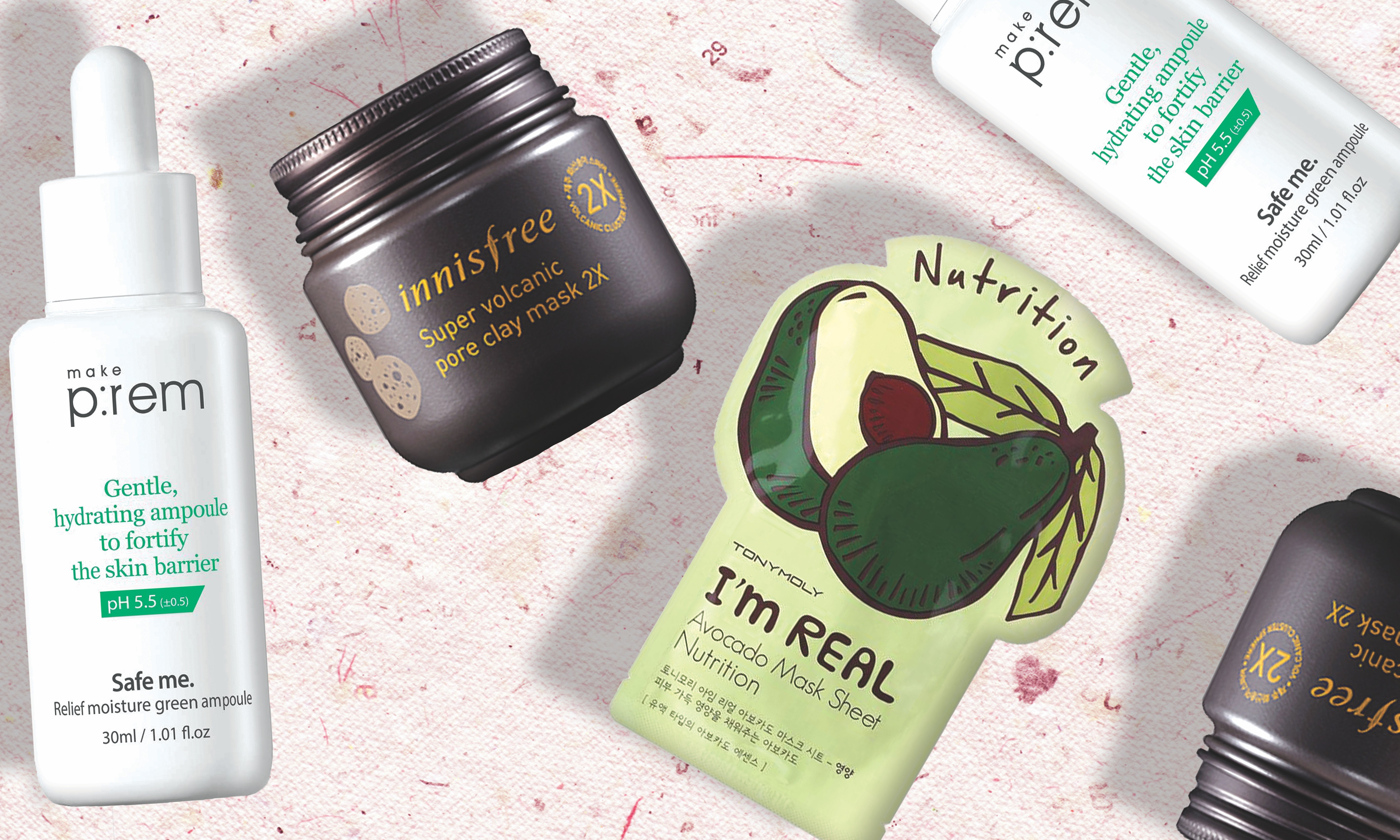 the 9 best-selling korean skin care products