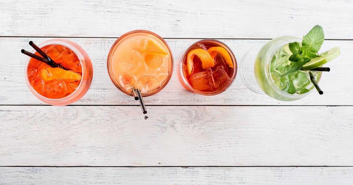 Two-Ingredient Cocktails That Aren't Your Average Rum And Coke