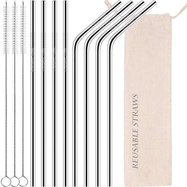 Antonki Stainless Steel Straws