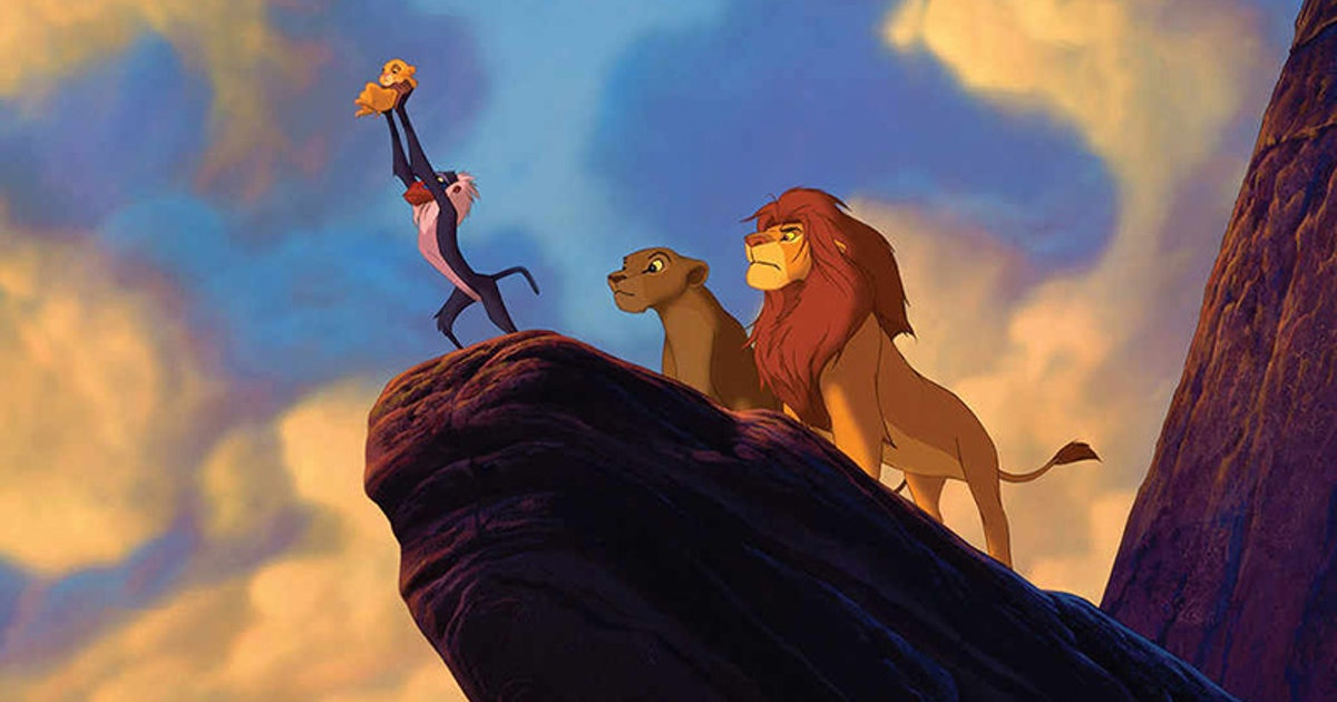Where To Stream The Original 'Lion King' Before The Live-Action Version Hits Theaters