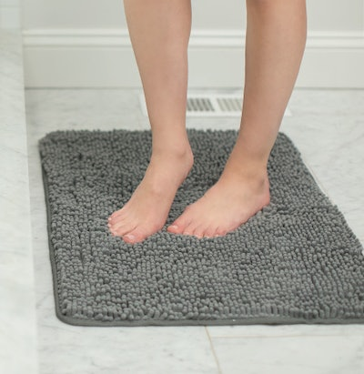 Gorilla Grip Original Luxury Chenille Bathroom Rug