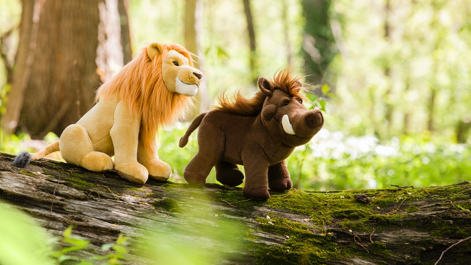 Build A Bears The Lion King Limited Collection Is Going