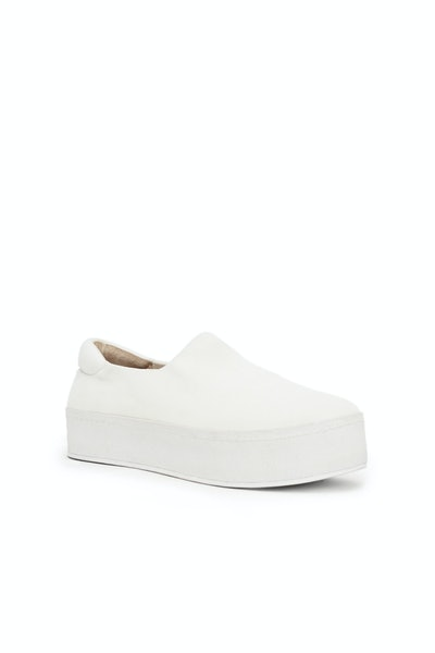 Slip-on Platform Sneakers